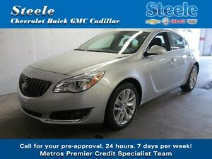 TURBOCHARGED 2015 BUICK REGAL CXL PRICED FOR IMMEDIATE DELIVERY!