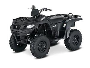 KINGQUAD 750AXI POWER STEERING SPECIAL EDITION West Island Greater Montréal image 1