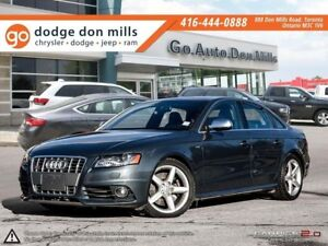 2010 Audi S4 Premium package - 3.0L Supercharged V6 - AWD - lea