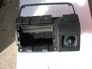 VW mk3  A/C front panel