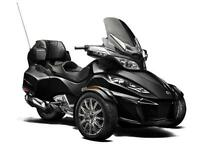 2015 CAN AM SPYDER RT LIMITED EN LIQUIDATION! 4 ANS DE GARANTIE!