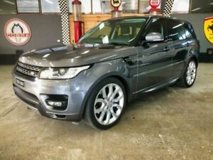 2016 Land Rover Range Rover LW MY16 Sport 3.0 SDV6 SE Corris Grey 8 Speed Automatic Wagon Fyshwick South Canberra Preview
