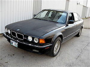 1990 BMW project car final price drop to $2000 OBO