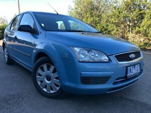 2006 Ford Focus LS CL Blue 4 Speed Automatic Hatchback Hoppers Crossing Wyndham Area Preview