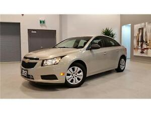 2012 Chevrolet Cruze LS-AUTOMATIC-ONLY 49000KM