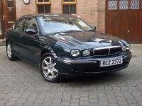 03 X Type, SE Full year MOT £920