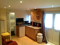 Studio flat in Sydenham SE26 only electricity to pay