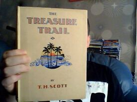 the treasure trail by T.H.SCOTT