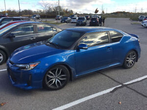 2016 Scion tC Coupe (2 door) - tons of upgrades - lease takeover