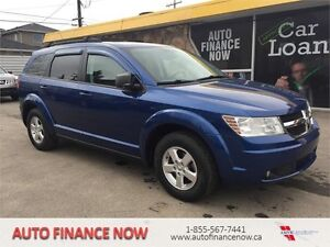 2010 Dodge Journey RENT TO OWN FREE LIFETIME OIL CHANGES