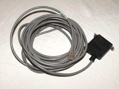 Motorola Centracom Modem Eliminator Cable Bkn6122a Or 3082123x03