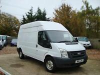2011 FORD TRANSIT 2.4 TDCi 350 LWB High Roof Duratorq ONE OWNER