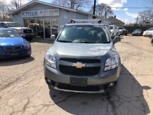 2012 Chevrolet Orlando 2LT Fully Certified! No Accidents!