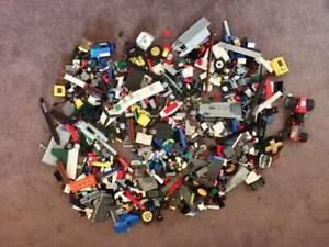 Lego and lego instruction books