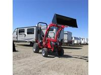 New 2015 TYM T254 HydroStatic 24 HP Acreage Tractor w. Front Loa