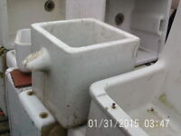 Unusual Butler Sink With Spout