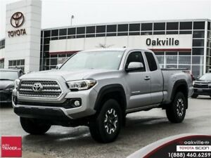2016 Toyota Tacoma TRD Off Road w/Navigation, Heated Seats & Bac