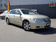 2007 Toyota Camry ACV40R 07 Upgrade Altise Gold 5 Speed Automatic Sedan East Victoria Park Victoria Park Area Preview