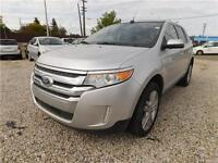 2013 Ford Edge Limited  Quiet and comfortable cabin