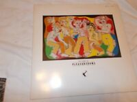 Vinyl LP Welcome To The Pleasuredome – Frankie Goes To Hollywood ZTT 1Q1 Stereo 1984