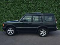 2001 Land Rover Discovery 2 2.5 TD5 GS 5dr (7 Seats)