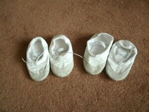 Girl's Ballet Shoes, Size 8-9