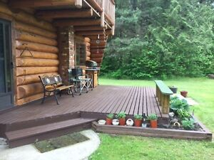 log house for sale Revelstoke British Columbia image 2