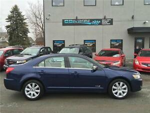 2007 MKZ SEULEMENT 147 530KM IMPECCABLE + GARANTIE UN AN INCLUSE
