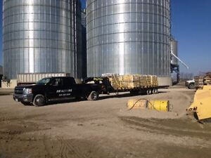 Fast Reliable Flatbed Hauling Stratford Kitchener Area image 1