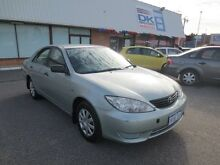 2004 Toyota Camry ACV36R Altise Silver Leaf 4 Speed Automatic Sedan Wangara Wanneroo Area Preview