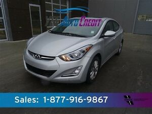 2016 Hyundai Elantra SPORT HEATED SEATS $105b/w