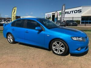 2011 Ford Falcon FG MkII XR6 Blue 6 Speed Sports Automatic Sedan Durack Palmerston Area Preview