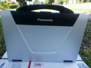 Panasonic ToughBook CF-52 Laptop_C2D_1.80ghz_4gb_320 HD_DVD/RW
