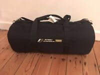 Brand new official 2015 Formula 1 Abu Dhabi Grand Prix sports / weekend / holdall bag