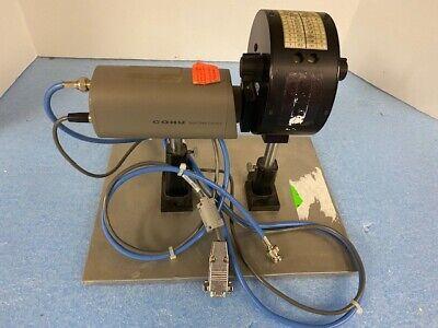 Spiricon Ba-vis Laser Beam Diagnostics With Cohu 4812-7000-0000 Camera