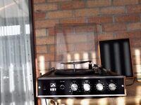 HMV vintage record player model number 2025