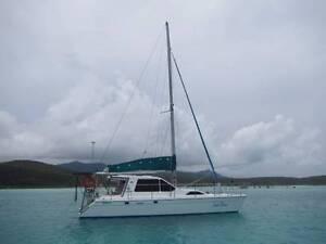 Voyager 36 Sailing Catamaran Mackay Region Preview