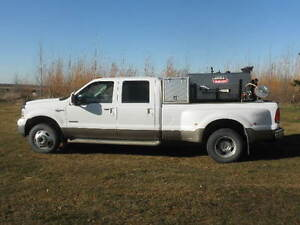 2007 Ford F-350 King Ranch Pickup Truck