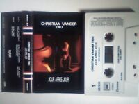 CHRISTIAN VANDER (Magma Founder) - JOUR APRES JOUR PRERECORDED CASSETTE TAPES. SEVENTH A IV. 1990.