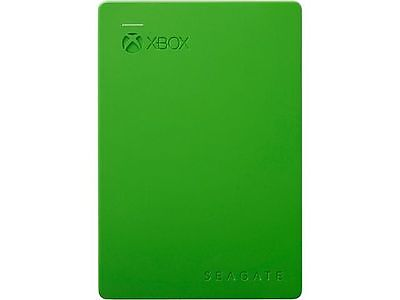 Seagate 4Tb Game Drive For Xbox One Usb 3 0 Model  Stea4000402   Green