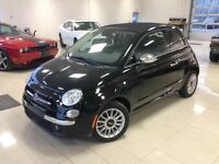 2014 Fiat 500c Lounge NOIR DECAPOTABLE CUIR NOIR BLUETOOTH