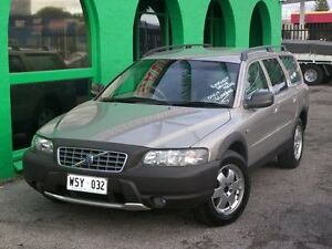 2002 Volvo Cross Country 5 Speed Automatic Wagon Nailsworth Prospect Area Preview