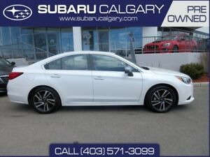 2017 Subaru Legacy Limited & Tech Package l ALL WHEEL DRIVE l PO