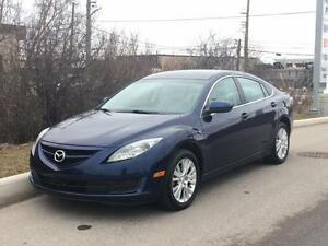 2010 Mazda Mazda6 GS **ACCIDENT FREE** FINANCING AVAILABLE!