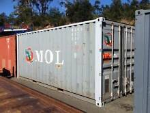 Quality Used 20ft Shipping Containers! NEW STOCK JUST ARRIVED Youngtown Launceston Area Preview