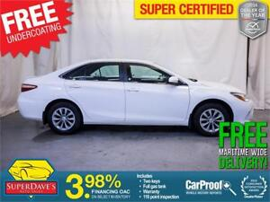2017 Toyota Camry LE *Warranty*