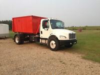 Vegreville/Camrose Bin Rental- Waste Disposal- Rolloff