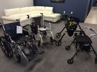 NEW! - Wheelchairs and Walkers!!