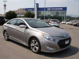 "2012 Hyundai Sonata Hybrid Hybrid \""NAVIGATION\"""