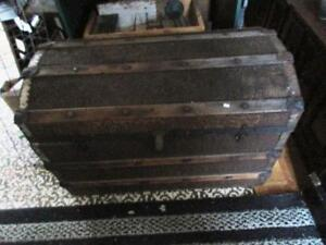 Clearance Vintage Trunk $125.00